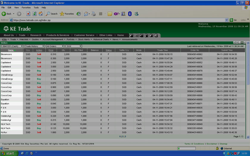 Analysis of binary options signals robot